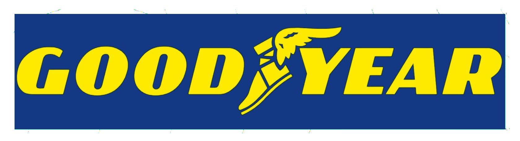 goodyear tyre logo